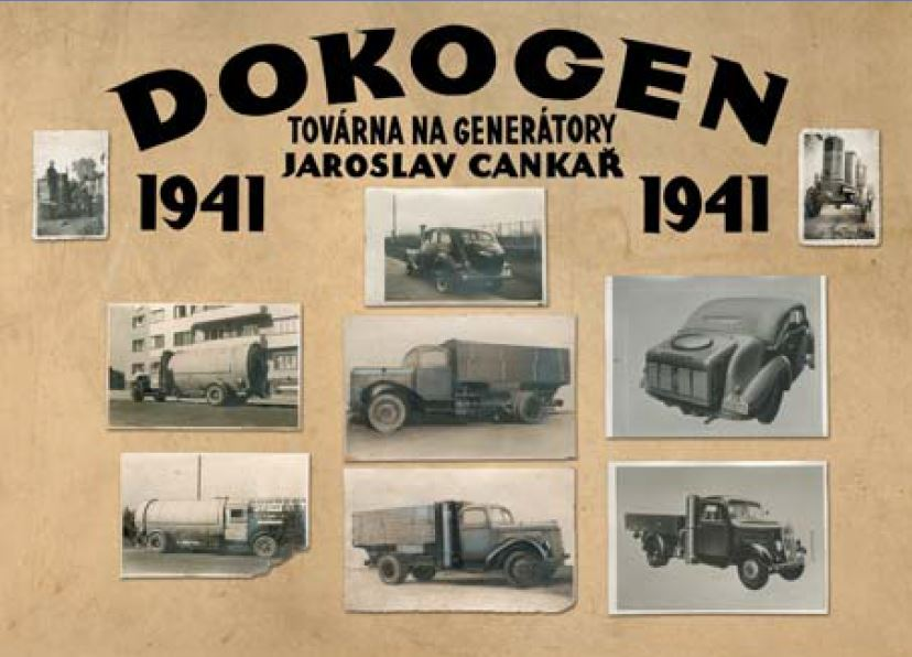 Dokogen Produkte 1941