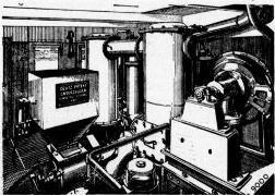 Fährschiff Lühe Generator