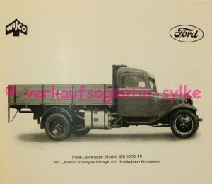 Ford-Lkw